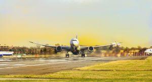 Flughafen - Flugzeug